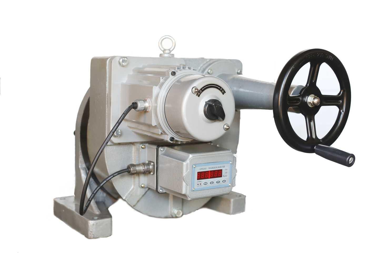 skj型电子式角行程电动执行器